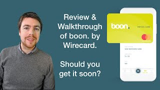 boon. by Wirecard Mobile Payment App. Should you get it soon? Review & Walkthrough of App.