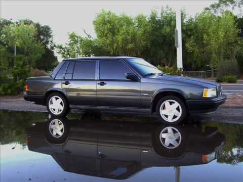 Volvo 740 Turbo - YouTube