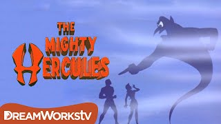 Helena Releases a Genie | THE MIGHTY HERCULES