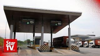 Bukit Kayu Hitam border opens 24/7 for cargo