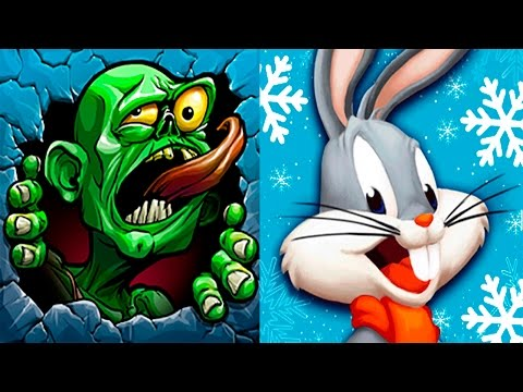 Looney Tunes Dash Tweety vs Deadly Run android gameplay