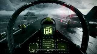 Battlefield 3 Campaign - Going Hunting - PC Ultra Graphics - By Totallydubbed