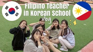 WHAT KOREANS THINK OF FILIPINOS AND PHILIPPINES 🇵🇭🇰🇷 Korean School Vlog | ENG SUB