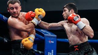 Асрор Вохидов vs Андрей Федорцов    Бой со сломанной рукой / Vohidov vs Fedorcov