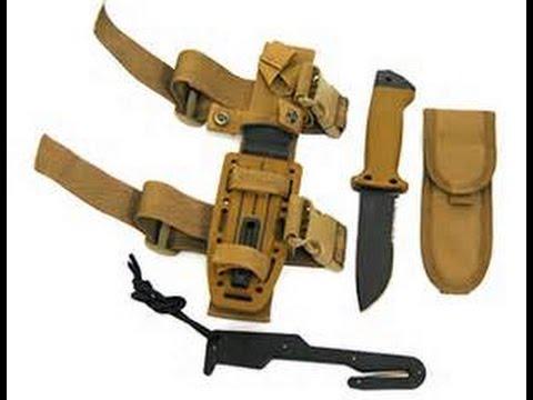 Нож выживания Fox Miles Combat Trooper
