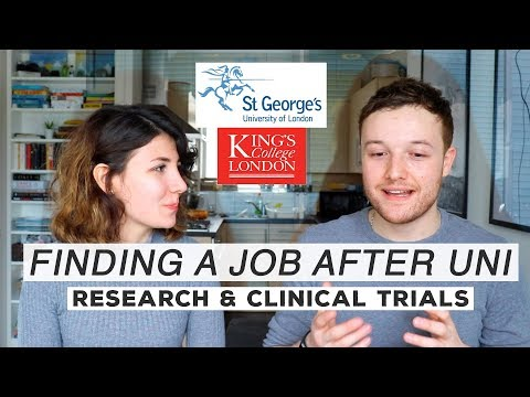 How To Find A Job After University (Biomedical Sciences & Research) | Atousa Interviews Ft. Jack