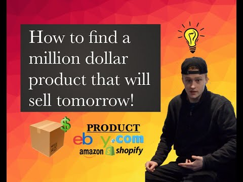 BEST Ways to Find Trending Products for your Drop-shipping Store (99% success rate) thumbnail