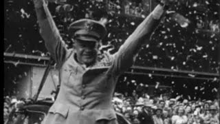 1952 Eisenhower Campaign Film - Mister American - Preview