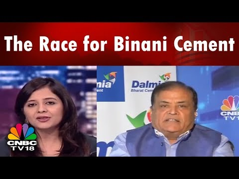 Big Deal | The Race for Binani Cement: An Unfair Win for Dalmia Bharat? | CNBC TV18