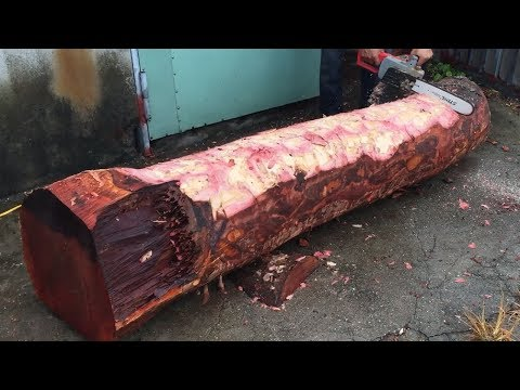 Woodworking Techniques Extremely Dangerous – Amazing Skills Extremely Of Craftsmen