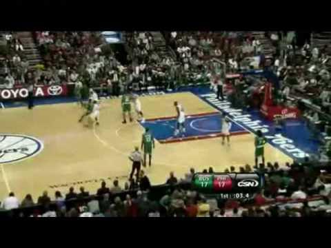 Rajon Rondo Top 10 Plays (2009-2010 Season And Playoffs)