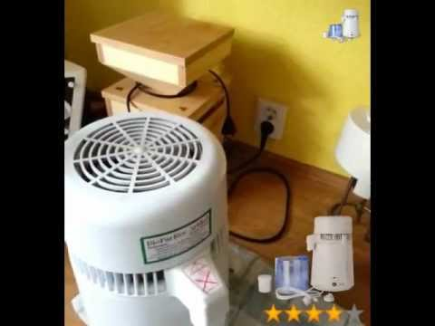 Etwas Neues genug Destilliertes Wasser oder Leitungs-wasser? - YouTube &JW_57
