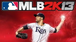 CGR Undertow - MLB 2K13 review for Xbox 360