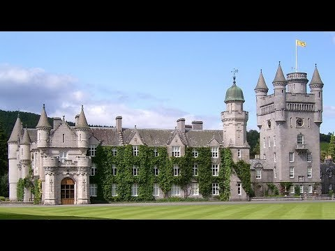 The Amazing Architecture of Balmoral Castle | The Royals' Favorite Scottish Getaway