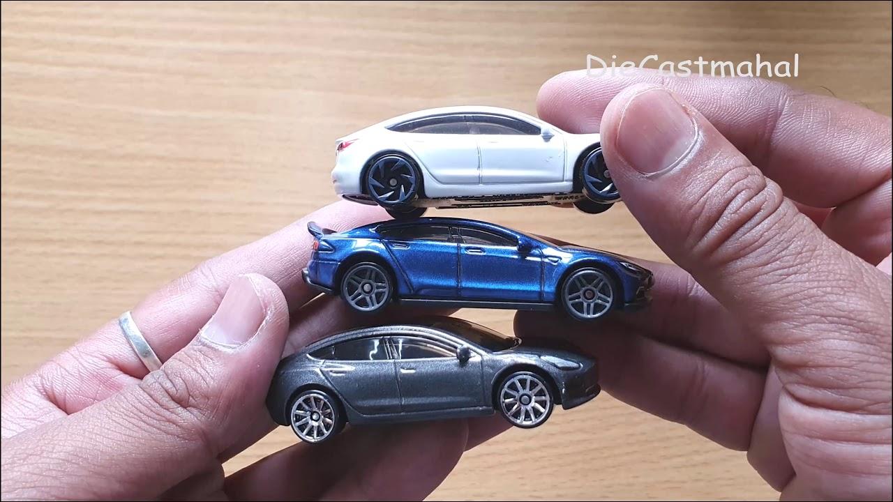 Hot Wheels 2020 Factory Fresh Tesla Model 3 Gray Youtube