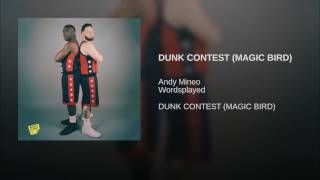 DUNK CONTEST (MAGIC BIRD)