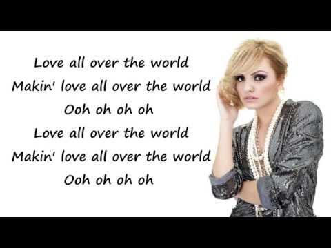 Alexandra stan - Dance (lyrics)