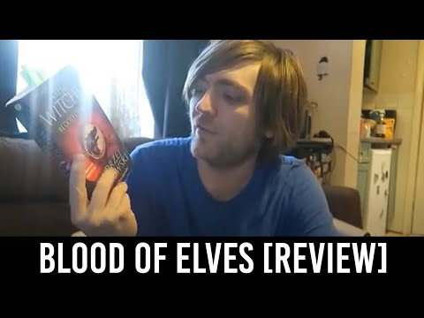 Andrzej Sapkowski – Blood of Elves [REVIEW/DISCUSSION]