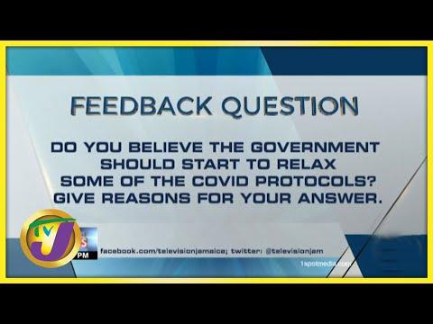 Feedback Question | TVJ News - June 14 2021