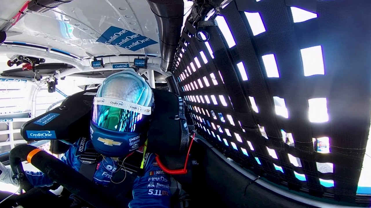 360 Drivers Start Your Engines Inside Kyle Larson S Car