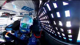 360 Drivers Start Your Engines Inside Kyle Larson'S Car