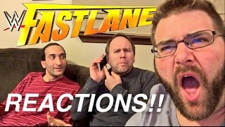 vuclip WWE FASTLANE 2017 PPV REACTIONS! GOLDBERG WINS WWE UNIVERSAL CHAMPIONSHIP!
