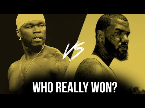 50 Cent Vs. The Game: Who REALLY Won? (Part 2 Of 2)