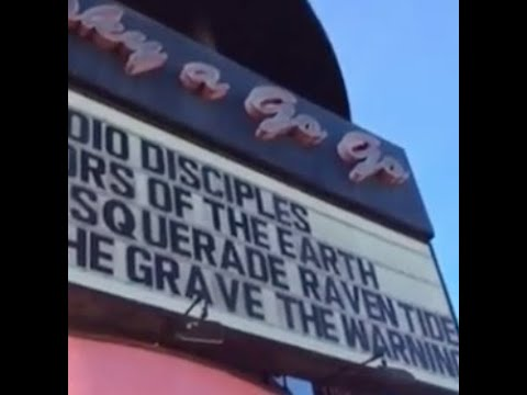 The Warning at the Whisky a Go-Go | Whole Gig Uninterrupted - Unedited