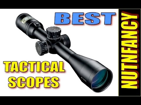 Top 5 Tactical Scopes in the World