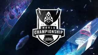 Repeat youtube video Rift walking - League of Legends - Worlds2014 - long version