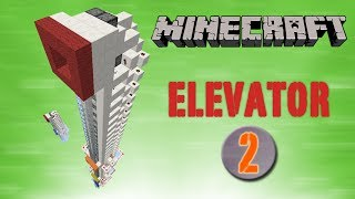 Minecraft Elevator 2 Thumbnail