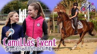 Lia & Alfi - Camillas Event 2018 mit Hobby Horsing