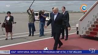 Лукашенко забил гол Забиваке | Чемпионат мира по футболу 2018