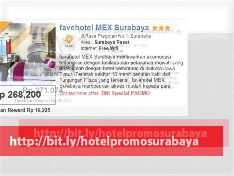 Hotel Murah di Surabaya Barat, Hotel Murah di Surabaya ...