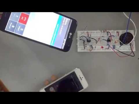 hidden cell phone