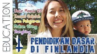 SEKOLAH DI FINLANDIA & OPINIKU TTG SEKOLAH DI INDONESIA   SISTEM PENDIDIKAN DI FINLANDIA