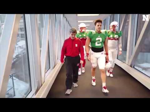 Nebraska Football Bridge Talk with Adrian Martinez and Mario Verduzco