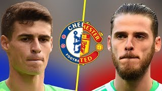De Gea VS Kepa Arrizabalaga - Who Is The Best Goalkeeper? - Amazing Saves - 2018
