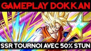 Ce Goku gratuit peut stun à 50% !!! - DOKKAN