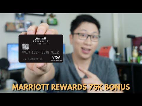 New Chase Marriott Offer (75k Points, $85 AF Waived Y1)