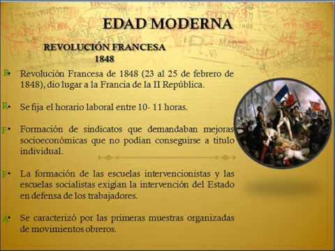 HISTORIA DEL DERECHO LABORAL EPUB