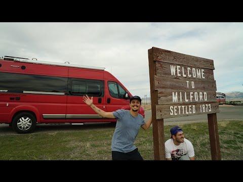 Last Minute Trips Ep. 2 - Milford, UT