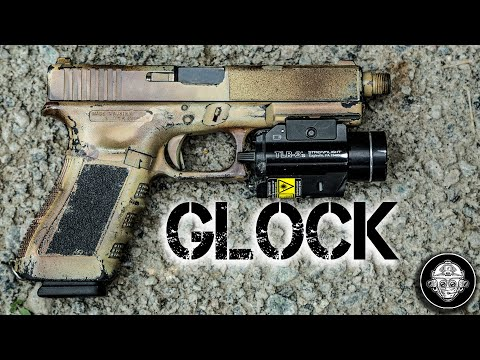 GLOCK - все, что вы хотели узнать, но боялись спросить про Лучший пистолет в мире Глок 17