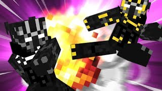 How To Be BLACK PANTHER! (Minecraft Superhero)