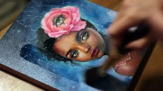 How to Varnish an Oil Painting