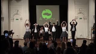 Salsa kids nastup na Al Centro 7. rodjendanu
