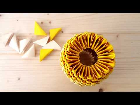 Origami Vase Tagged Videos On Trendyvids