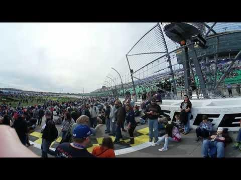 Kansas Speedway October 2017