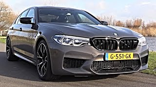 BMW M5 Competition 5 Series 2020 | SOUND FULL REVIEW Interior Exterior Infotainment + Test Drive