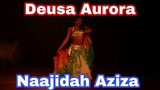 Espetáculo Deuses ❤️ Aurora _ Naajidah Aziza